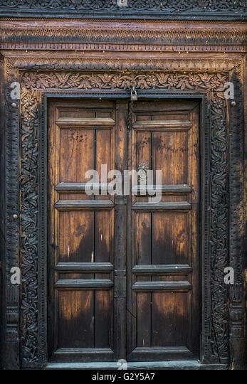Pakistan life stock photos pakistan life stock images for Wood doors in pakistan