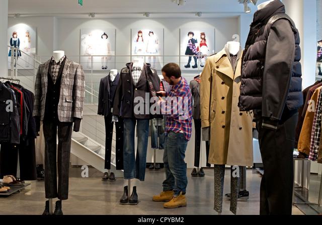 colette paris shop stock photos colette paris shop stock images alamy. Black Bedroom Furniture Sets. Home Design Ideas