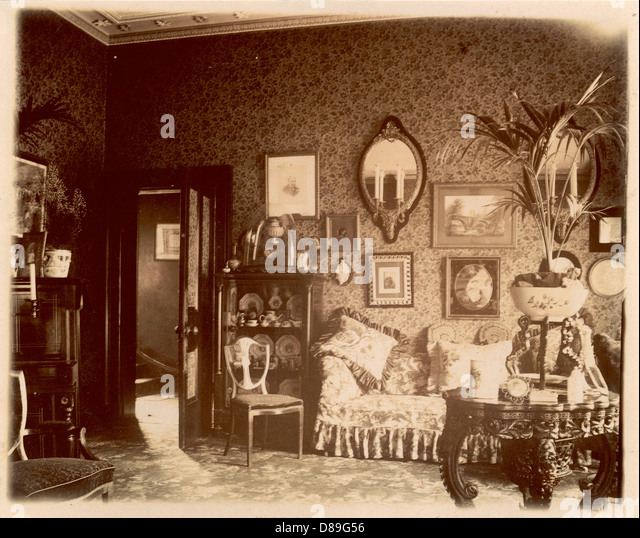 Victorian Sitting Rooms: Victorian Sitting Room Stock Photos & Victorian Sitting