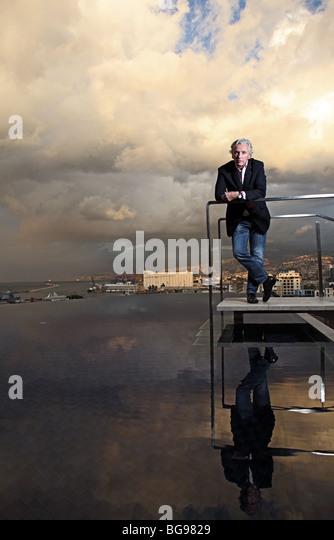 Gordon Campbell Gray, Le Gray hotel, Beirut, Lebanon - Stock Image