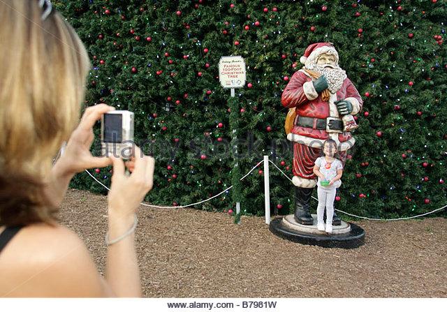 Delray Beach Santa Claus