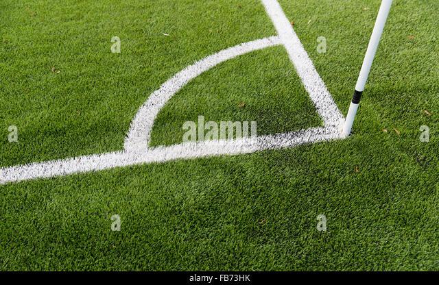 football pitch close up stadium stock photos amp football