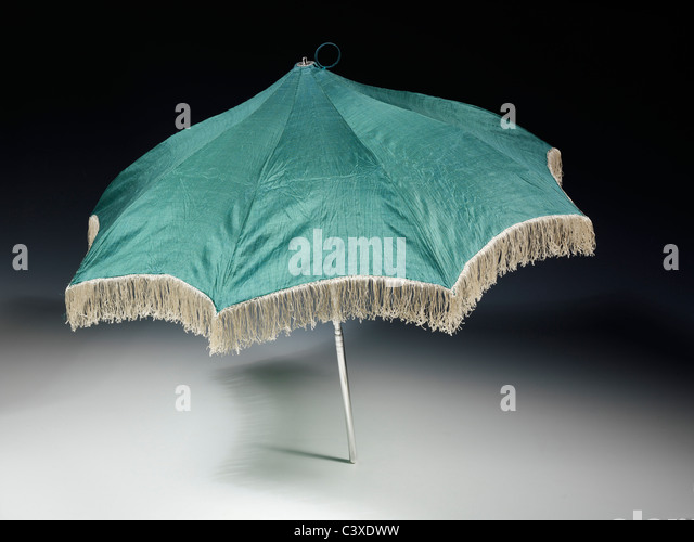Parasol. England, early 19th century - Stock-Bilder