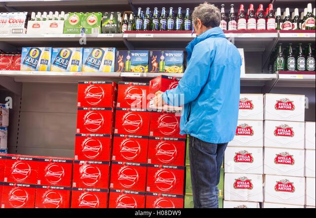 Tesco alcohol deals uk
