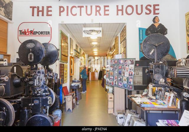 England, London, Kennington, The Cinema Museum - Stock Image