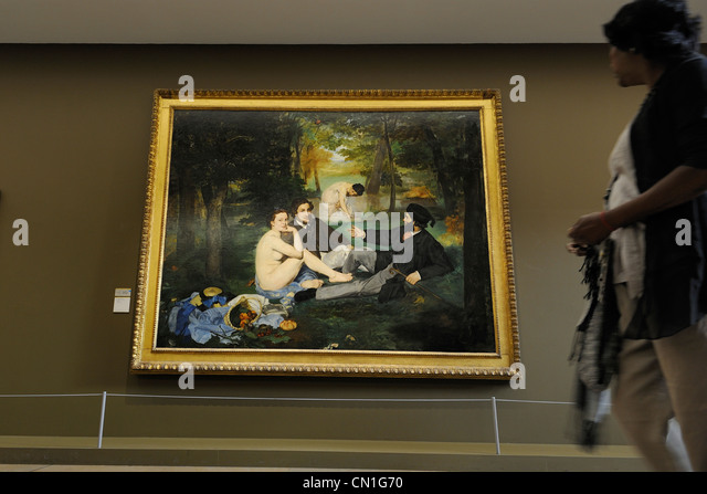 """edouard manet luncheon on the grass essay The luncheon on the grass by edouard manet galleryintell more articles by this author """"you would hardly believe how difficult it is to place a figure alone on a ."""