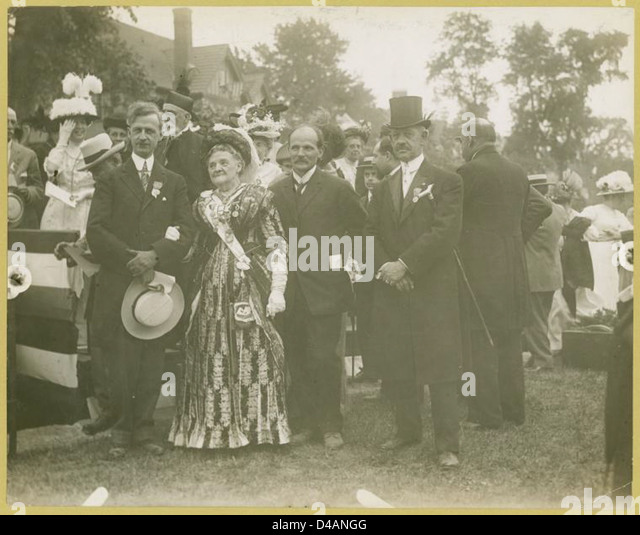 [New Rochelle historical pageant] - Stock Image