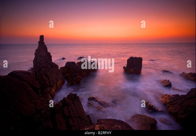Arambol, Goa, India, Subcontinent, Asia - Stock-Bilder