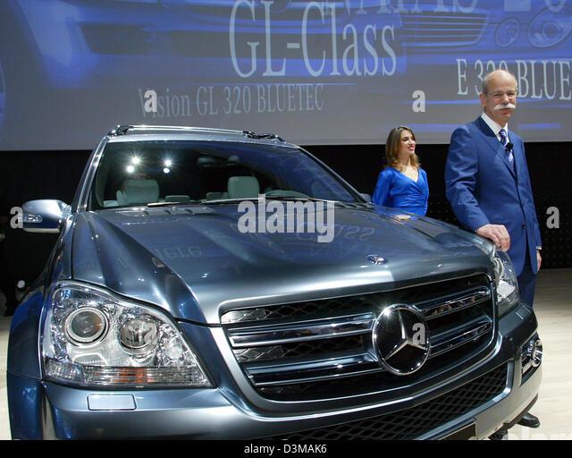 Directors car stock photos directors car stock images for Mercedes benz daimler chrysler