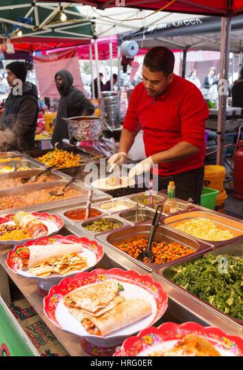 English Food Market Stock Photos Amp English Food Market