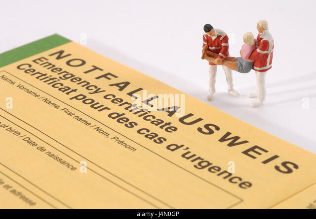 Emergency Card Stock Photos Amp Emergency Card Stock Images