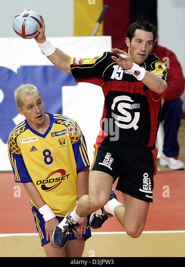 German Handball Player Stock Photos & German Handball ...