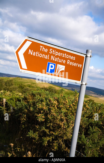Stiperstones National Nature Reserve Car Park