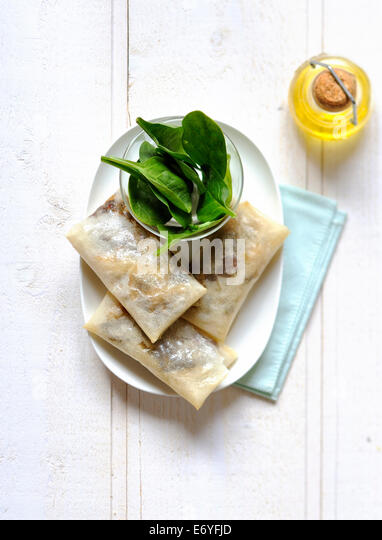 Filo Pastry Apple Stock Photos Filo Pastry Apple Stock
