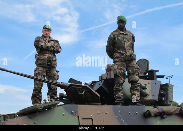 Aubagne France  city pictures gallery : Aubagne, France. 29th Apr, 2015. Soldiers of the French Foreign Legion ...