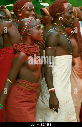 East african girl dancing 9