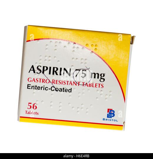 Bristol Laboratories | Aspirin