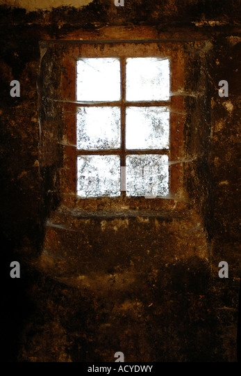 Old window - Stock Image