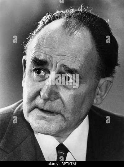 GEOFFREY KEEN ACTOR (1979) - Stock Image