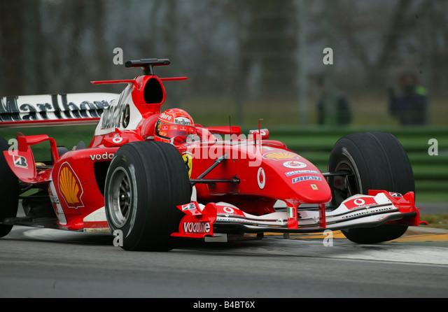 Joel Schumacher Race Car Driver