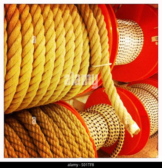 Rope - Stock Image