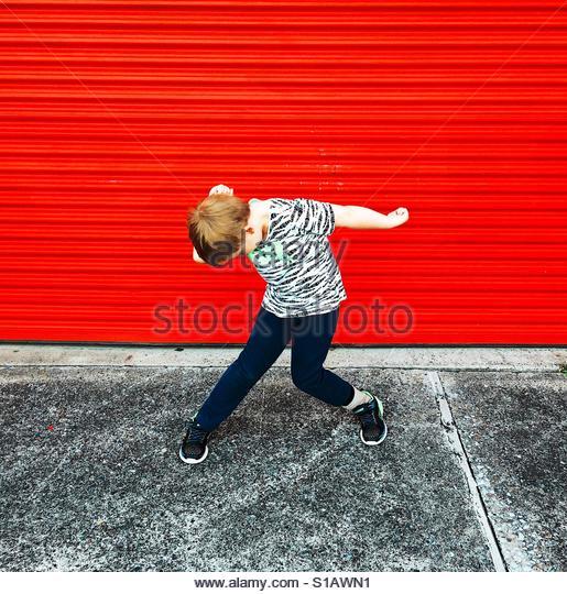 Dancing - Stock Image