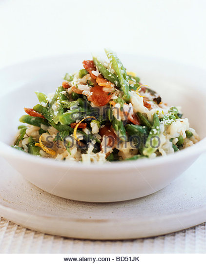 Lentils and Pea Risotto recommendations