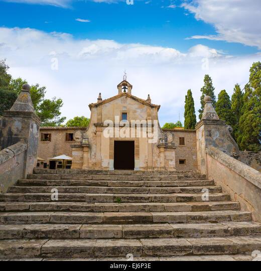 Best Restaurants In Pollensa: Pollensa Village In Majorca Stock Photos & Pollensa