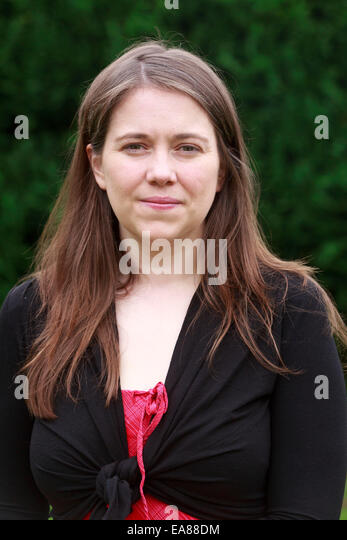 A portrait of Aileen Campbell Minister MSP. - Stock Image