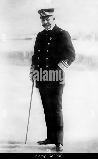 Archduke Franz Ferdinand of Austria (1863-1914). - Stock Image