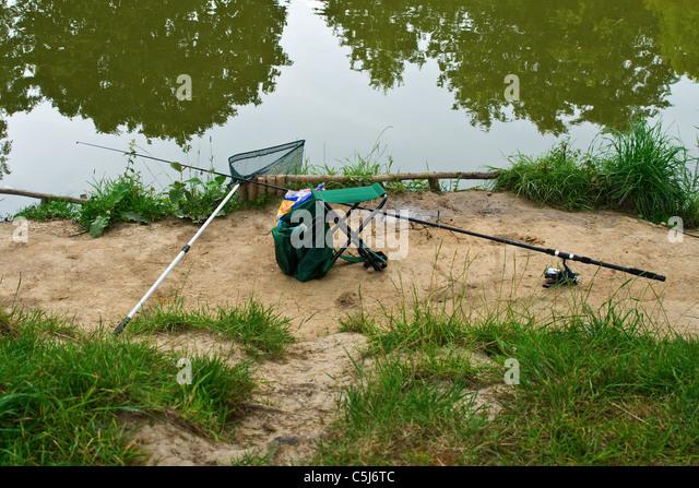 Fishing tackle uk stock photos fishing tackle uk stock for Freshwater fishing gear