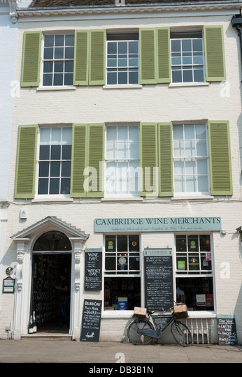 Wine Shop Leamington Spa Regent Street