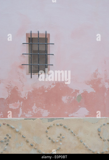 Ochre Painted House Stock Photos Amp Ochre Painted House