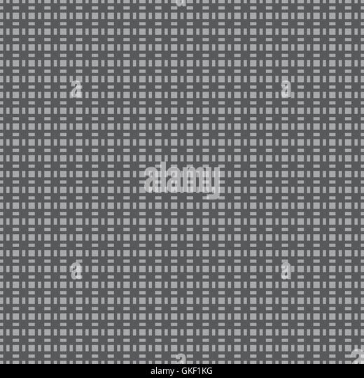 Abstract black and white background, seamless vector pattern - Stock-Bilder