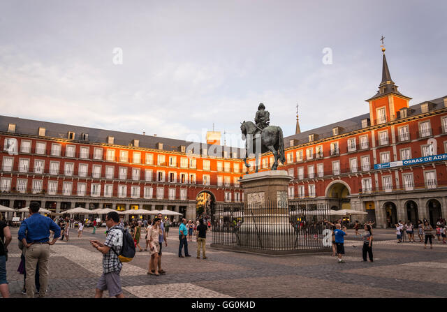 Madrid Historic Center Stock Photos & Madrid Historic ...