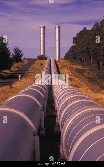 Oil and Gas - Stock-Bilder