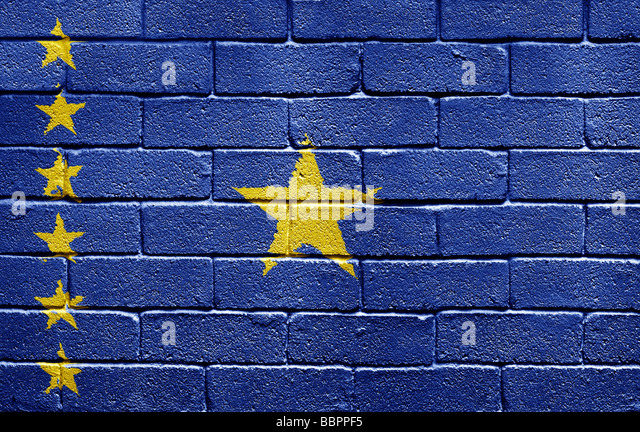 Flag of Republic of the Congo - Stock-Bilder