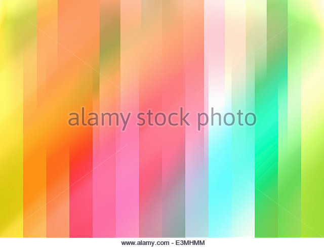 Multicolored blurred abstract backgrounds pattern - Stock-Bilder