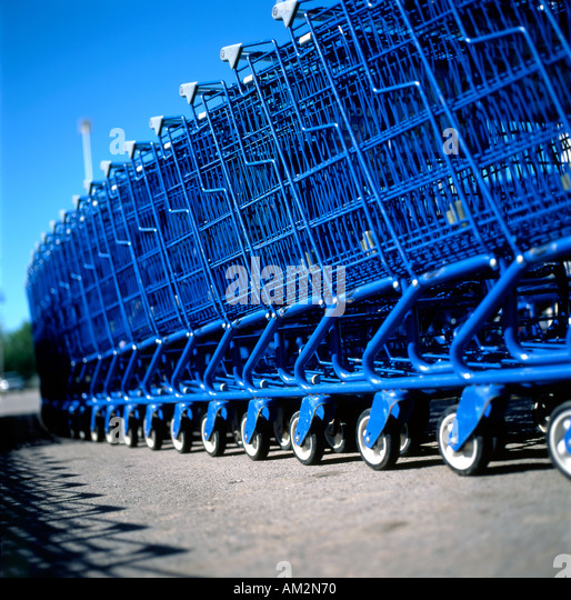 Walmart Concept Store Stock Photos & Walmart Concept Store