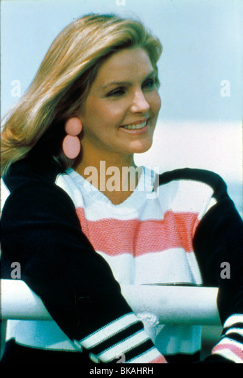 DALLAS (TV) PRISCILLA PRESLEY DALL 020 - Stock Image