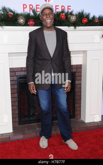 Westwood, CA, USA. 3rd Nov, 2016. 03 November 2016 - Westwood, California. Danny Glover. Premiere Of Universal's - Stock Image