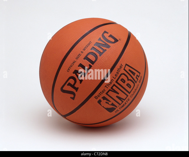 NBA basketball, Los Angeles, California, United States of America - Stock Image