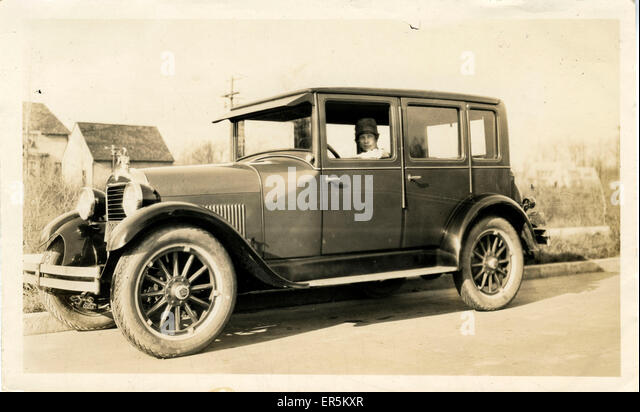 Essex Vintage Car, .  1920s - Stock Image