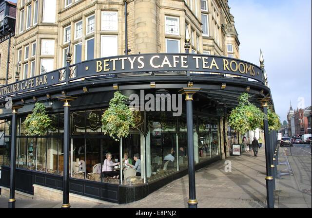 Bettys Tea Room Whitby