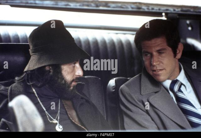 Al Pacino / Serpico / 1973 directed by Sidney Lumet [Paramount Pictures] - Stock Image