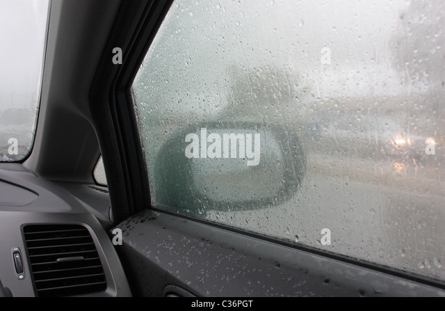 wet car interior stock photos wet car interior stock images alamy. Black Bedroom Furniture Sets. Home Design Ideas