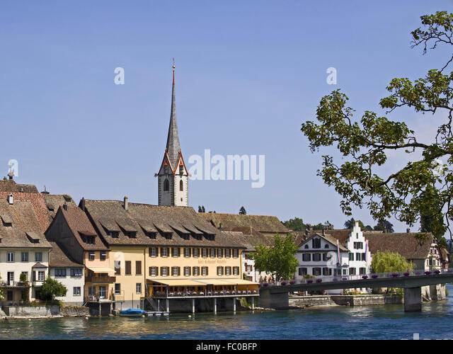 Stein am Rhein - Stock-Bilder