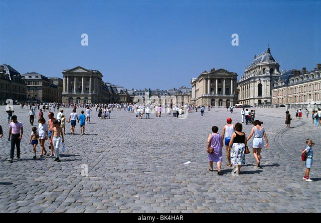 Palais de versailles stock photos palais de versailles - Palais des expositions porte de versailles ...