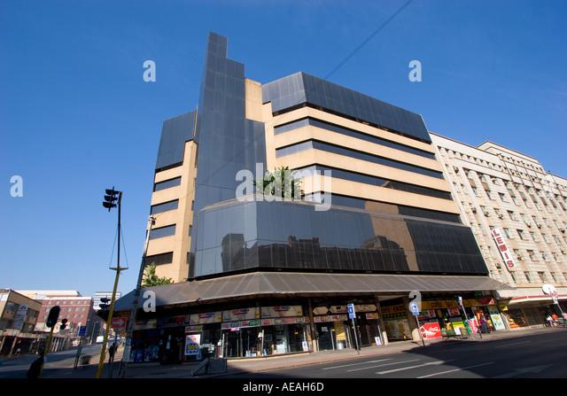 Pretoria City Pretorius Street - Stock Image