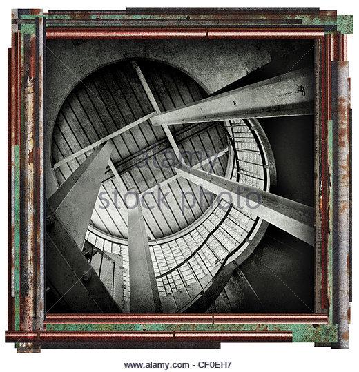 urban abstract - Stock Image